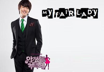 Baca Sinopsis Drama My Fair Lady Episode 1-16 END
