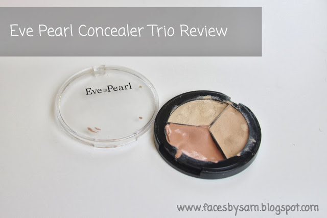 Eve Pearl Concealer Trio Review