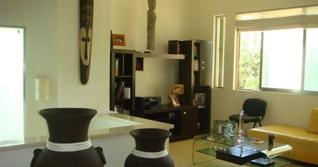 Decoraci n minimalista y contempor nea estancia - Decoracion minimalista y contemporanea ...