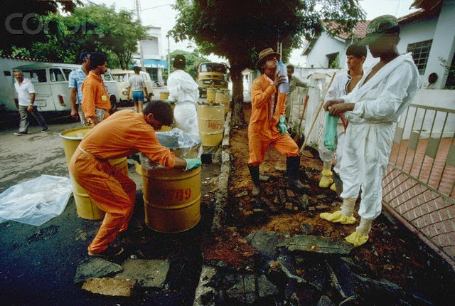 The Goiania Accident - worst nuclear disaster ranked 10th