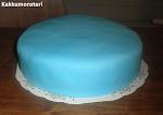 Kakun kuorruttaminen massalla & kerroskakun kokoaminen