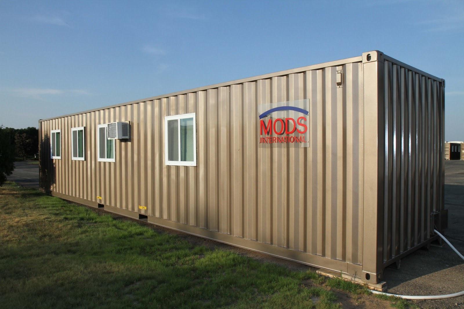 Modular home builder will fema catch shipping container fever - Mobile home container ...