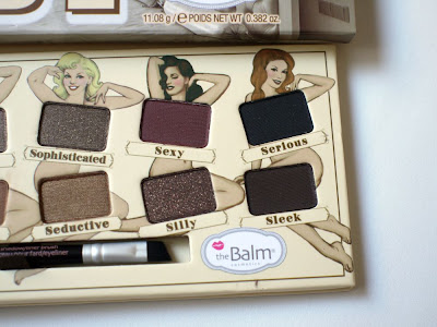 Paleta Nude Tude, The Balm