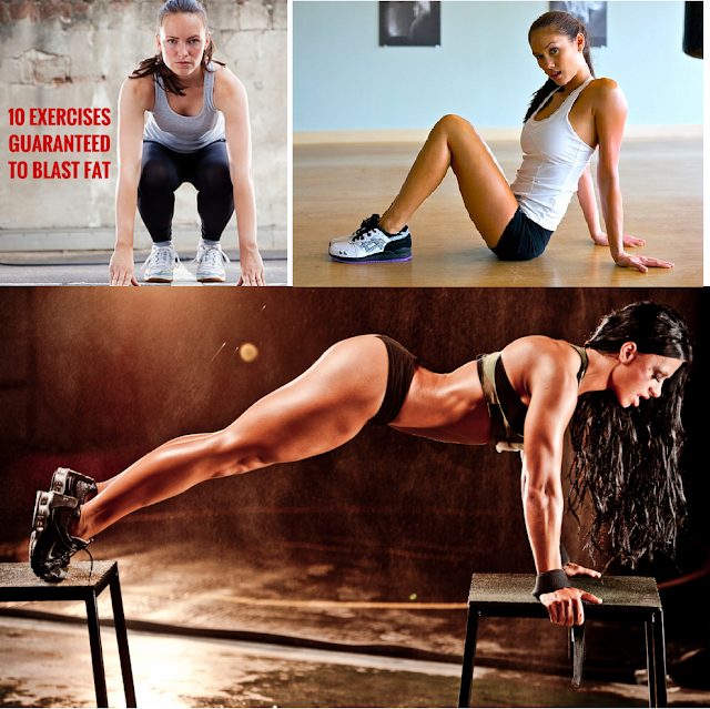 10 No Equipment Exercises Guaranteed To Blast Fat Fast