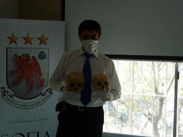 Criminalista. Jose Manuel Duarte Ulloa
