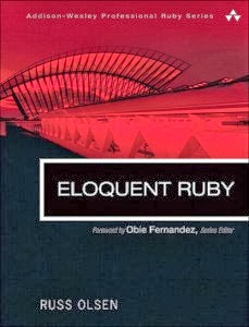 Eloquent Ruby front cover