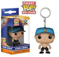 Funko Pop! John Cena Keychain