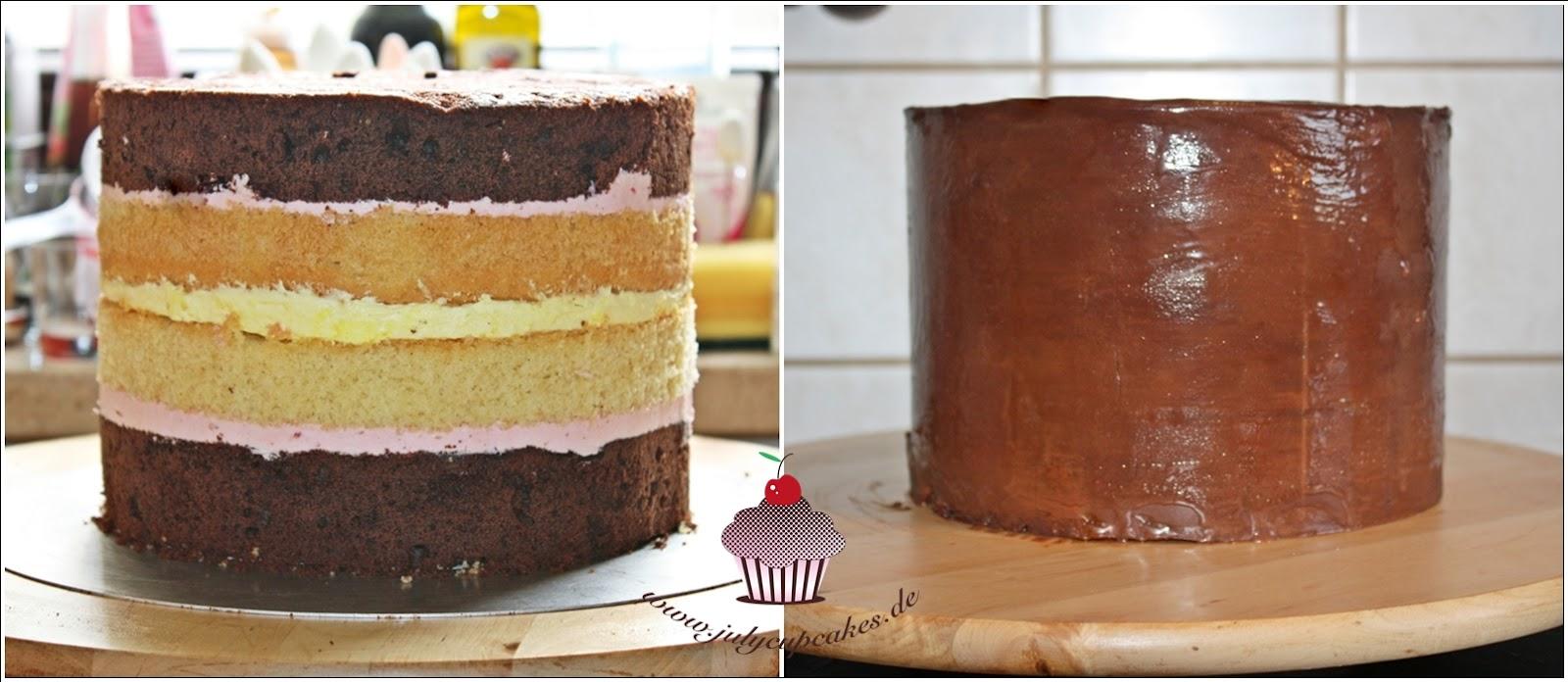 Рецепты пошаговые тортов и мастики