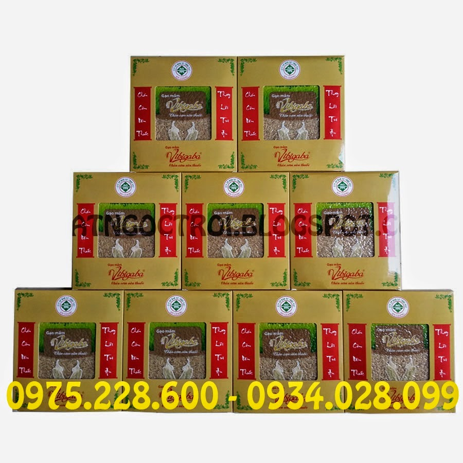 mua gạo mầm vibigaba giúp giảm cân ở đâu