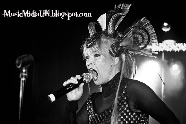 Toyah Wilcox - Decades Weekend festival 2012