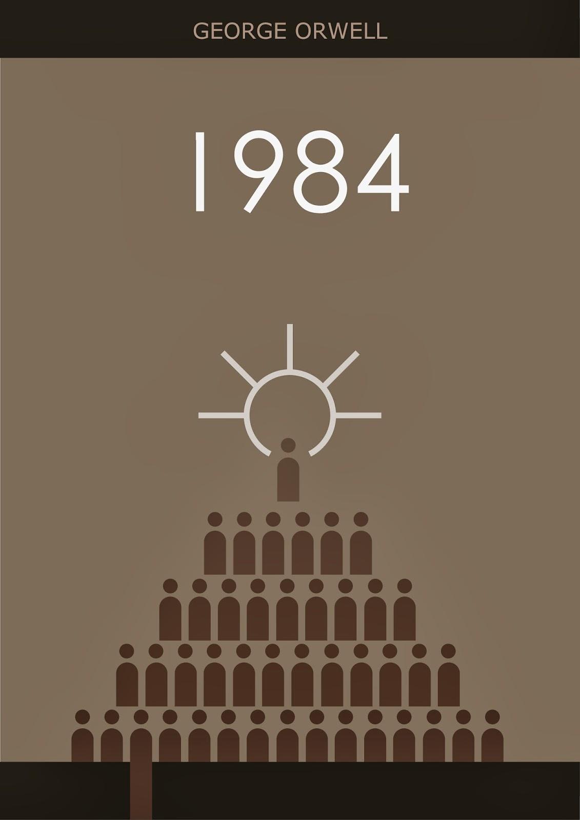 Las mejores portadas de 1984 de George Orwell