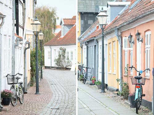 Amalie loves Denmark Ribe, Dänemark