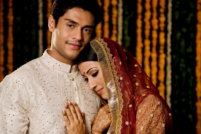 indian bride and groom pictures bridal makeup