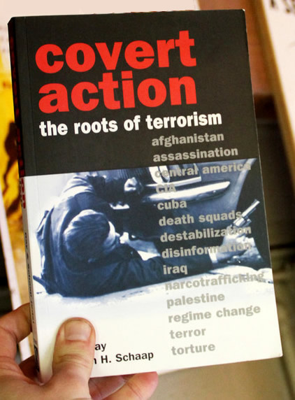 Covert Action Quarterly