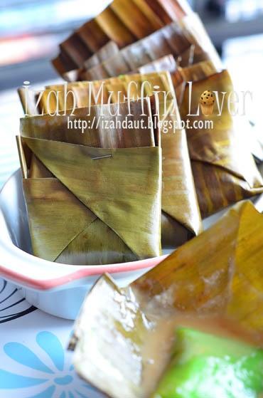 Izah Muffin Lover Kuih Jongkong
