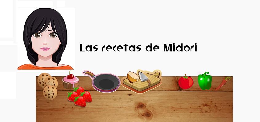 Las recetas de Midori
