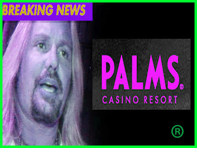 Vince Neil BANNED from Vegas Hotel