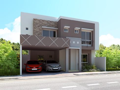 Dream House Design on New Home Designs Latest   Modern Dream House Exterior Designs Ideas