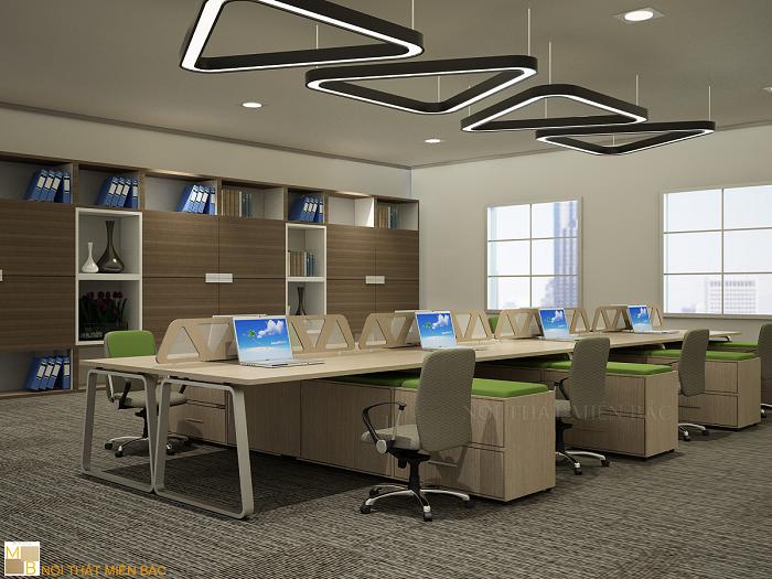 Chọn ghế văn phòng theo không gian làm việc