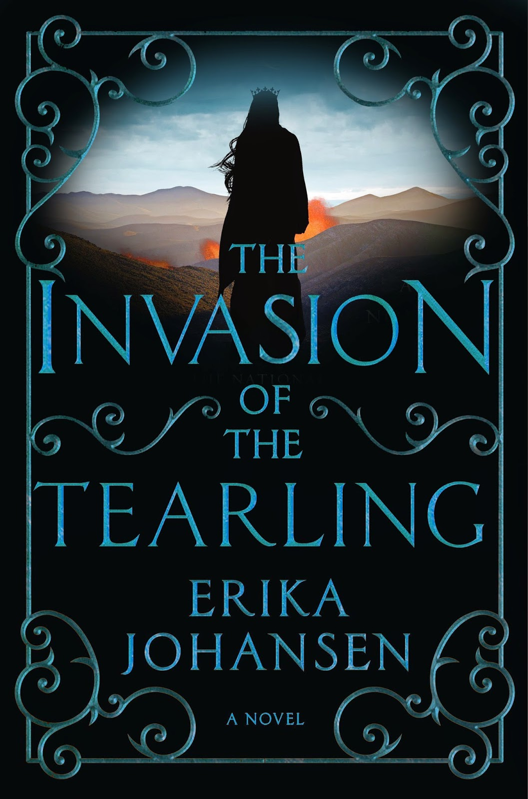 The Invasion of the Tearling by Erika Johansen (own version)