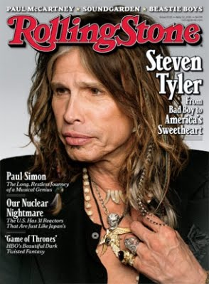 When tara met blog hair feather extensions take la you can see steven tylers feathers on the cover of this months rolling stone magazine pmusecretfo Image collections
