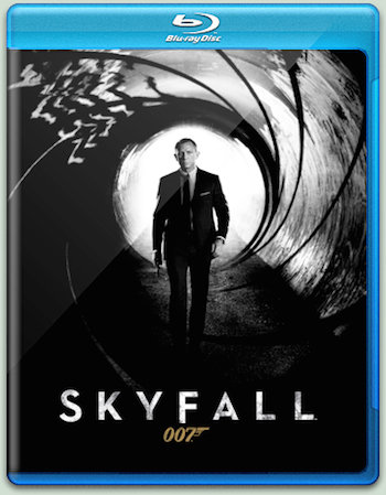 Skyfall 2012 Dual Audio BluRay Download