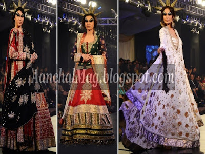 Pakistani Fashion Week 2012 on Pfdc L Oreal Paris Bridal Week 2012