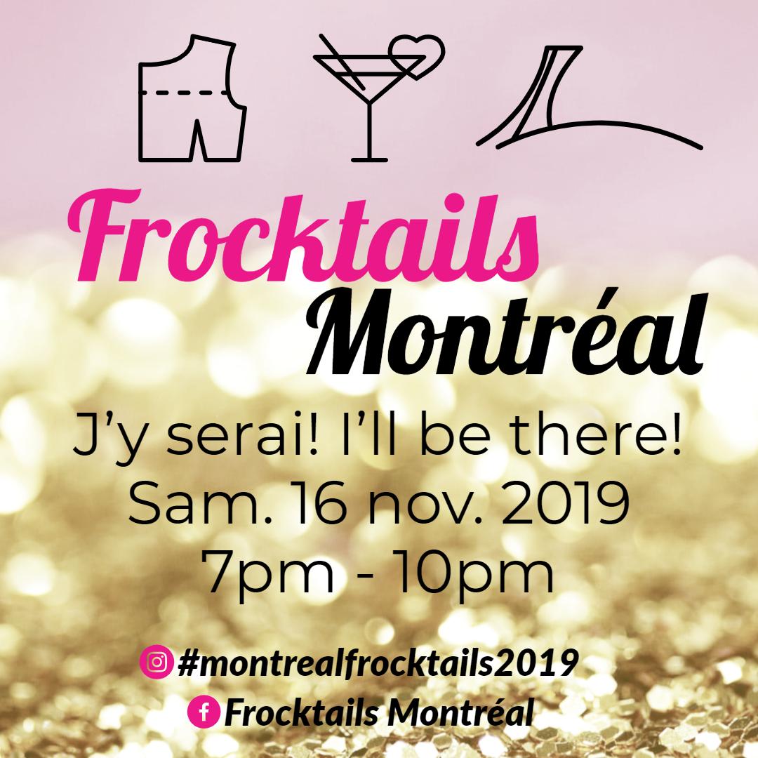 Frocktails Mtl 2019
