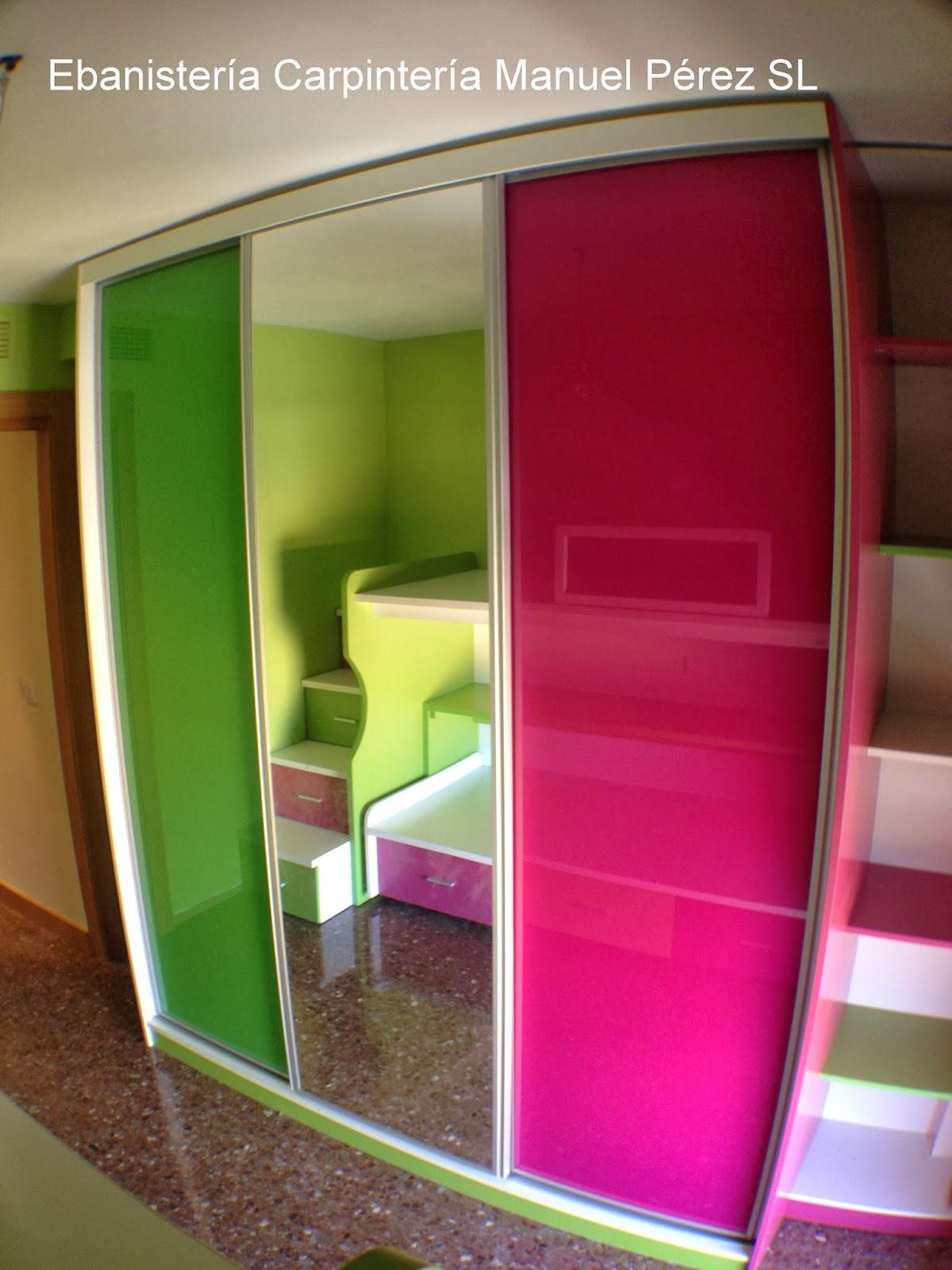 Ebanisteria carpinteria manuel perez zaragoza enero 2014 - Armarios con espejo para dormitorio ...