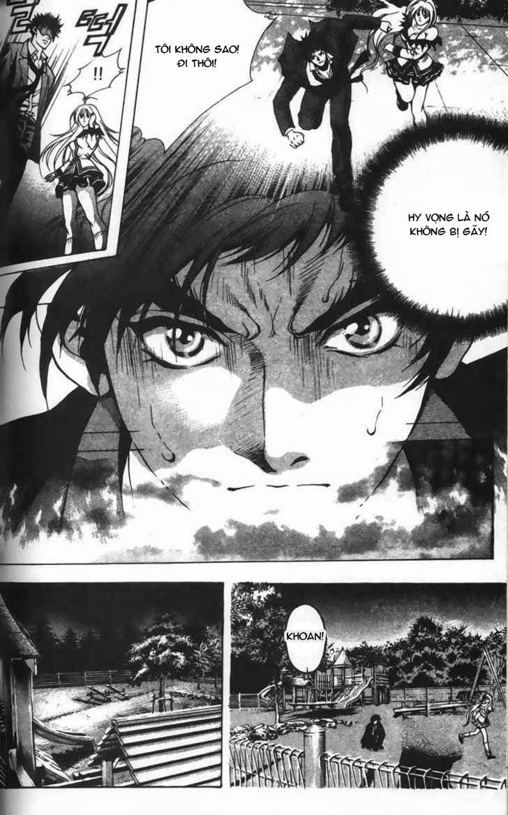 Evils Return chap 9 Trang 15 - Mangak.info