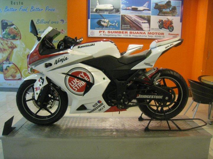 Modifikasi Kawasaki Ninja 250 title=
