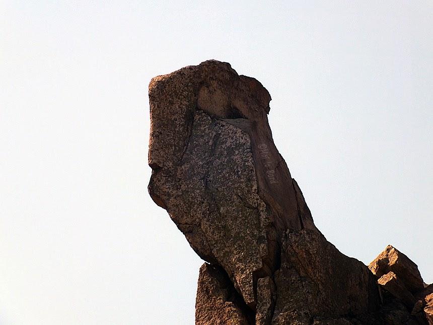 sfinxul din macin