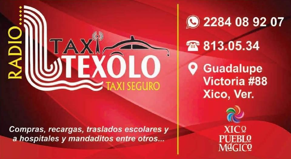 Radio Taxi TEXOLO