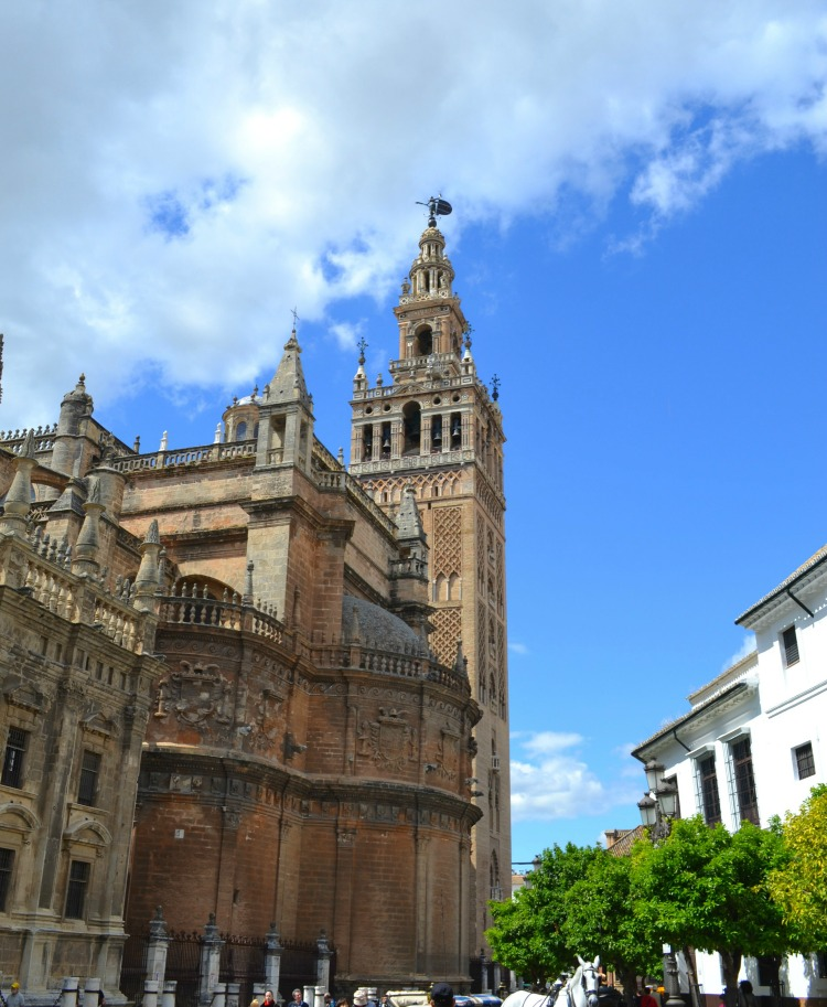 seville sevilla catedral cathedral