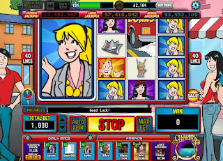 Big Betty win on Archie slots at Hit It Rich