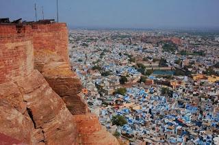 قلعة المهراجا فورت في الهند جمال يخفي قسوة العبوديه