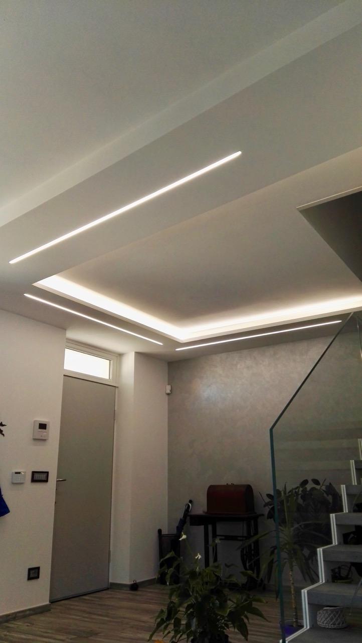 Illuminazione led casa - Illuminazione ingresso casa ...
