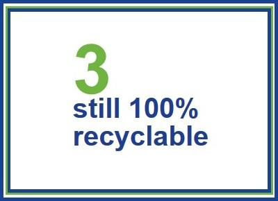 Dasani recyclable bottles