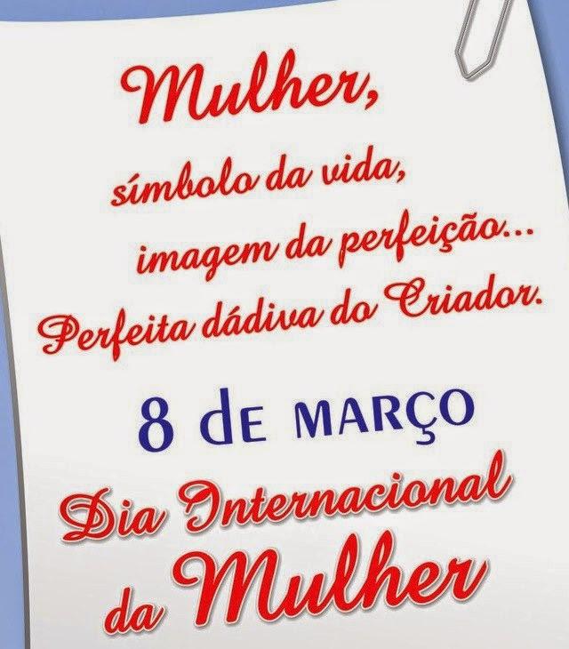 Uma Mensagem Especial Dia Internacional Da Mulher Umbuzeiro Notícias