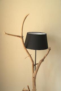 DIY Natuurlijke lamp - DY Lamp
