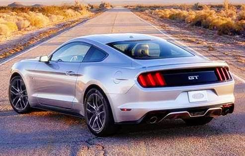 2015 Ford Mustang GT Release Date