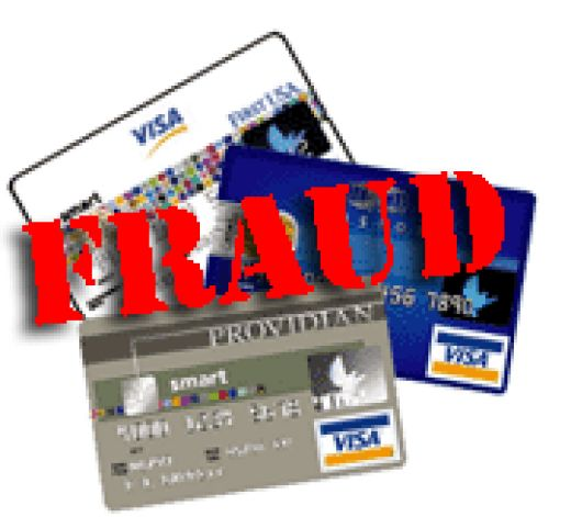 Credit Card Fraud is Not Cool