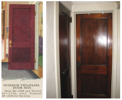 sears two panel door 1925