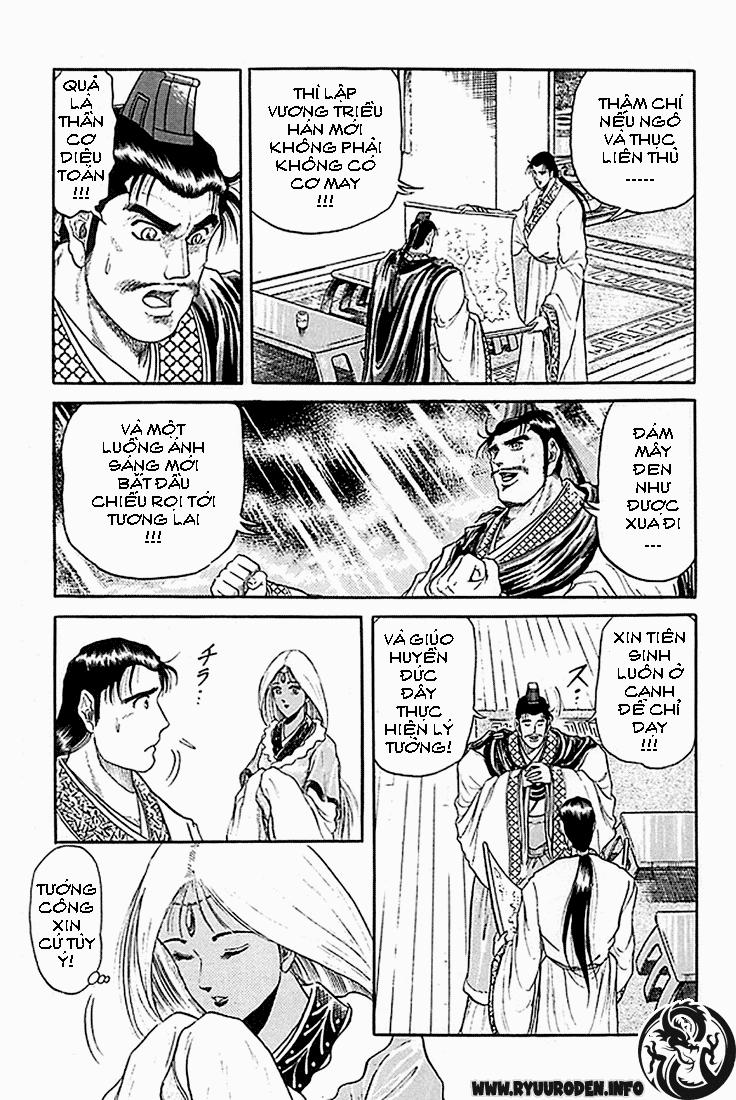Chú Bé Rồng - Ryuuroden chap 7 - Trang 32