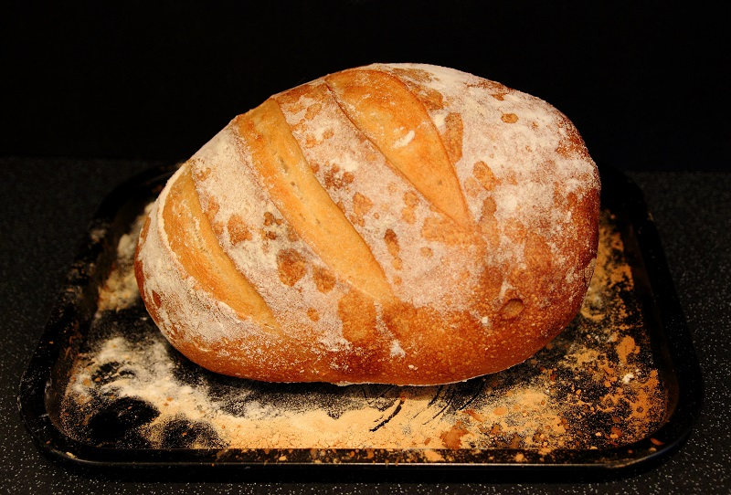 how to make bread dust