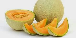Manfaat buah melon bagi tubuh