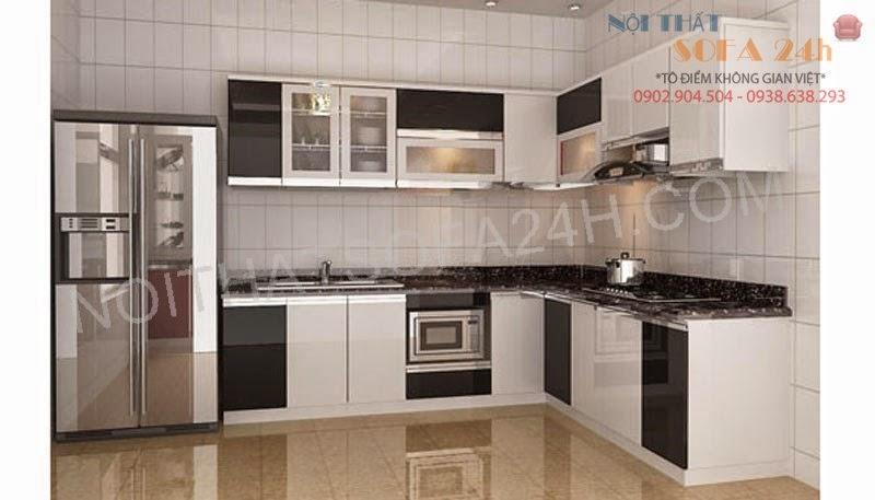 Tủ bếp TB064