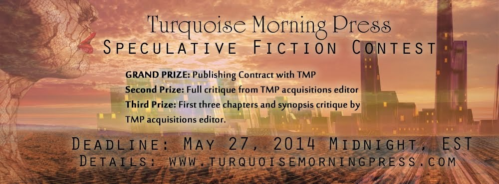 SPECULATIVE FICTION CONTEST