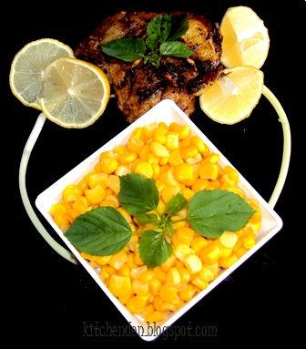 Lemon Butter Sauce  Fish on Pan Fried Grouper With Lemon Butter Sauce And Corn Salsa