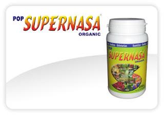 Supernasa adalah formula alami (organik) khusus untuk memperbaiki kerusakan tanah secara fisik (menggemburkan)